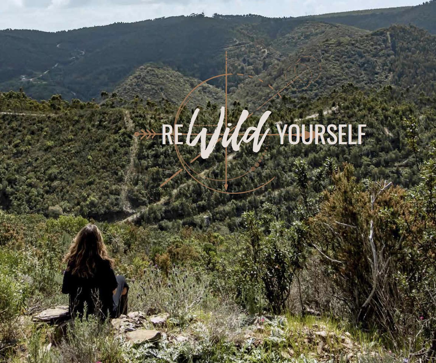 WILD retreat in Portugal